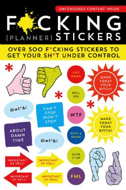 F*CKING PLANNER STICKERS