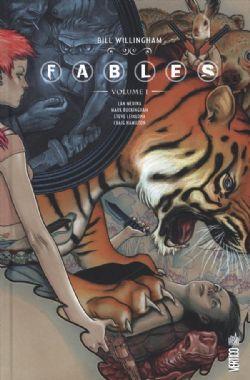 FABLES -  INTÉGRALE 01