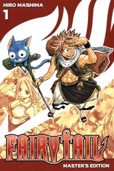 FAIRY TAIL -  MASTER'S EDITION (V.A.) 01