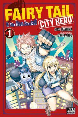 FAIRY TAIL -  (V.F.) -  CITY HERO 01