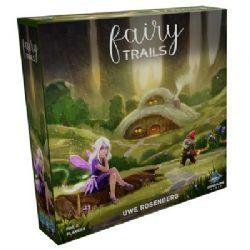 FAIRY TRAILS (ANGLAIS)