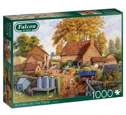 FALCON DE LUXE -  AUTUMN ON THE FARM (1000 PIÈCES)