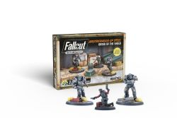 FALLOUT : WASTELAND WARFARE -  ORDER OF THE SHIELD (ANGLAIS) -  BROTHERHOOD OF STEEL