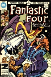 FANTASTIC FOUR -  ÉDITION 1980 111/112