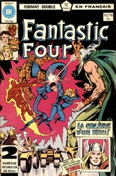 FANTASTIC FOUR -  ÉDITION 1981 115/116