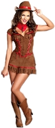 FAR WEST -  COSTUME DE COWGIRL
