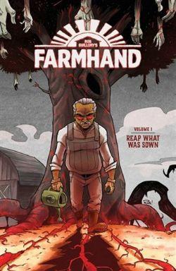 FARMHAND -  LIVRE USAGÉ - REAP WHAT WAS SOWN TP (ANGLAIS) 01