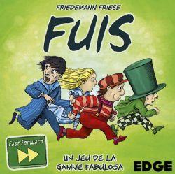 FAST FORWARD -  FUIS (FRANÇAIS)