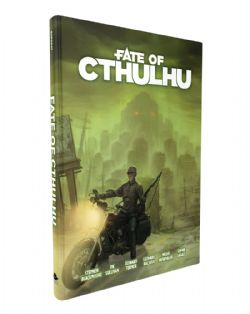 FATE OF CTHULHU (ANGLAIS)