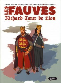 FAUVES, LES -  RICHARD COEUR DE LION 01