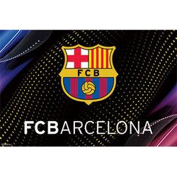 FC BARCELONE -  AFFICHE LOGO 2014 (56 CM X 86.5 CM)
