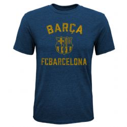 FC BARCELONE -  T-SHIRT - BLUE (ENFANT)