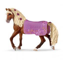 FIGURINE SCHLEICH -  ÉTALON PASO FINO SPECTACLE ÉQUESTRE -  HORSE CLUB 42468