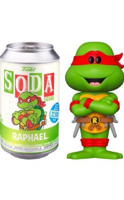 FIGURINE SODA EN VINYLE DE RAPHAEL (10 CM) -  FUNKO SODA