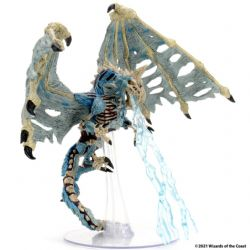 FIGURINES JEU DE ROLE -  ADULT BLUE DRACOLICH -  ICONS OF THE REALMS