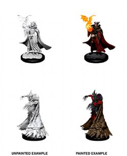 FIGURINES JEU DE ROLE -  CULTIST AND DEVIL -  PATHFINDER BATTLES DEEP CUTS