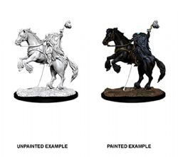 FIGURINES JEU DE ROLE -  DULLAHAN HEADLESS HORSEMEN -  PATHFINDER BATTLES DEEP CUTS