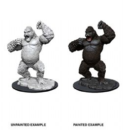 FIGURINES JEU DE ROLE -  GIANT APE -  D&D NOLZUR'S MARVELOUS UNPAINTED MINIATURES
