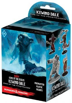 FIGURINES JEU DE ROLE -  ICEWIND DALE - RIME OF THE FROSTMAIDEN -  ICONS OF THE REALMS