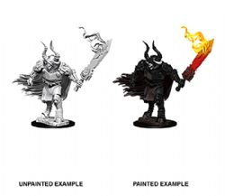 FIGURINES JEU DE ROLE -  MINOTAUR LABYRINTH GUARD -  PATHFINDER BATTLES DEEP CUTS