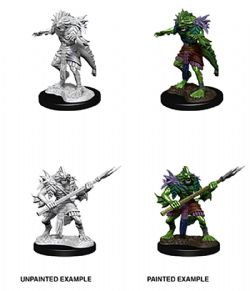 FIGURINES JEU DE ROLE -  SAHUAGIN -  D&D NOLZUR'S MARVELOUS UNPAINTED MINIATURES