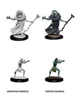 FIGURINES JEU DE ROLE -  SEA HAG AND BHEUR HAG -  D&D NOLZUR'S MARVELOUS UNPAINTED MINIATURES