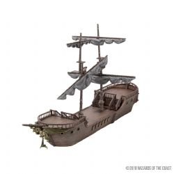 FIGURINES JEU DE ROLE -  THE FALLING STAR SAILING SHIP - ICONS OF THE REALMS