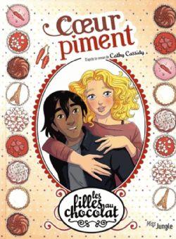 FILLES AU CHOCOLAT, LES -  COEUR PIMENT 10