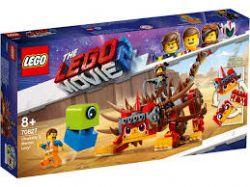 FILM LEGO 2, LE -  ULTRAKATTY ET LA GUERRIÈRE LUCY! (348 PIÈCES) -  LA GRANDE AVENTURE LEGO 2 70827