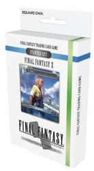 FINAL FANTASY -  FINAL FANTASY X STARTER DECK (P50)