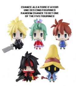 FINAL FANTASY -  MINI FIGURINE ALÉATOIRE (5CM) -  30TH ANNIVERSARY 02