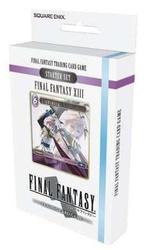 FINAL FANTASY -  OPUS 1 XIII STARTER DECK (ANGLAIS)