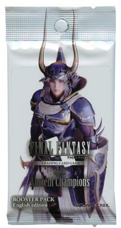 FINAL FANTASY -  OPUS 10 ANCIENT CHAMPIONS - BOOSTER PACK (P12/B36)