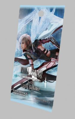 FINAL FANTASY -  OPUS 13 CRYSTAL RADIANCE - BOOSTER PACK (P12/B36/C12)