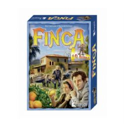 FINCA -  JEU DE BASE (MULTILINGUE)