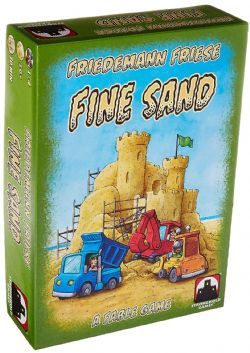 FINE SAND (ENGLISH)