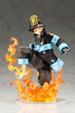 FIRE FORCE -  FIGURINE -  SHINRA KUSAKABE