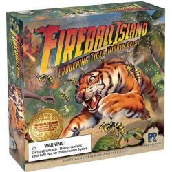 FIREBALL ISLAND: THE CURSE OF VUL-KAR -  CROUCHING TIGER, HIDDEN BEES