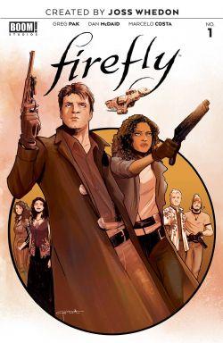FIREFLY -  FIREFLY #1