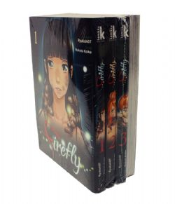FIREFLY -  MANGAS USAGES TOME 01 À 04 (SÉRIE COMPLÈTE)