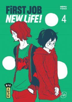FIRST JOB NEW LIFE -  (V.F.) 04