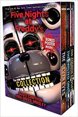 FIVE NIGHTS AT FREDDY'S -  BOXSET (BOOKS 1-3)