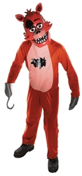 FIVE NIGHTS AT FREDDY'S -  COSTUME DE FOXY (ENFANT)