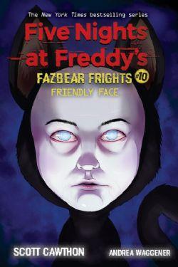 FIVE NIGHTS AT FREDDY'S -  FRIENDLY FACE -  FAZBEAR FRIGHTS 10