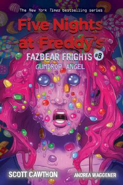 FIVE NIGHTS AT FREDDY'S -  GUMDROP ANGEL -  FAZBEAR FRIGHTS 08