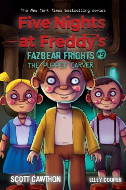 FIVE NIGHTS AT FREDDY'S -  THE PUPPET CARVER -  FAZBEAR FRIGHTS 09