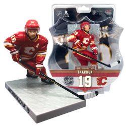FLAMES DE CALGARY -  MATTHEW TKACHUK #19 (15 CM) EDITION LIMITEE -  FIGURINES NHL