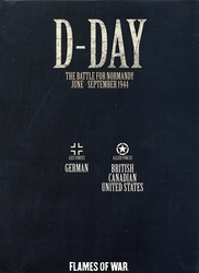 FLAMES OF WAR -  D-DAY - THE BATTLE FOR NORMANDY