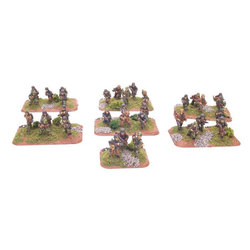 FLAMES OF WAR -  GRENADIER PLATOON -  ALLEMAND