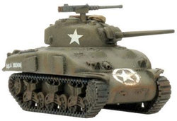FLAMES OF WAR -  M4A1 SHERMAN -  AMERICAIN